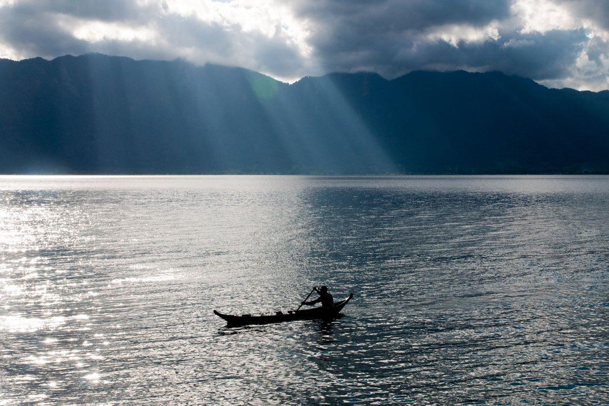 Lake Toba (Mystical Batak Culture & Hot Springs)