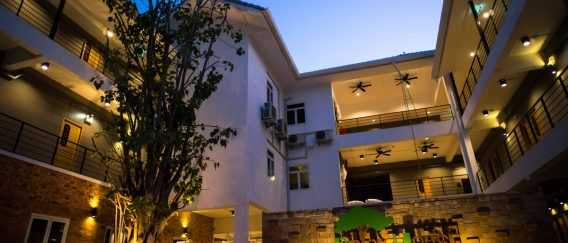 Brick House Hostel, Chiang Mai (Thailand) – From $10 USD / bed.