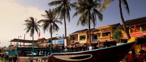 Hoi An (Quaint Streets, Port & Tailors)