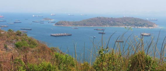 Koh Si Chang (Little visited paradise)