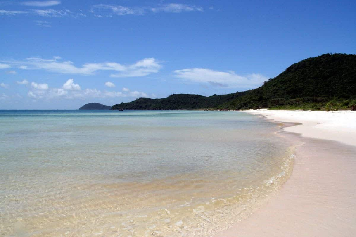 Phu Quoc beach, Vietnam
