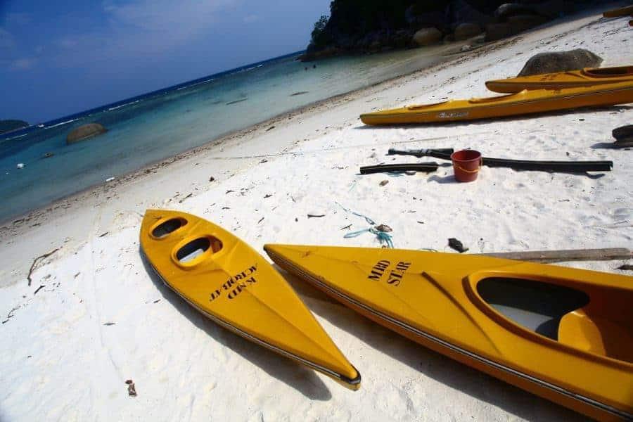 Perhentian Islands, Malaysia (Photo by Simon Bond)