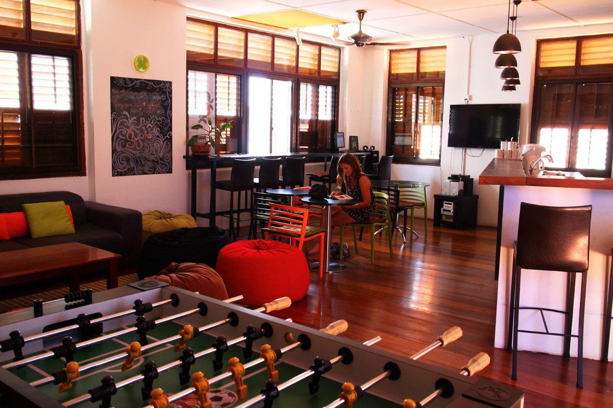 SIOK Hostel, Georgetown, Penang (Malaysia) – From $10 USD / Bed.
