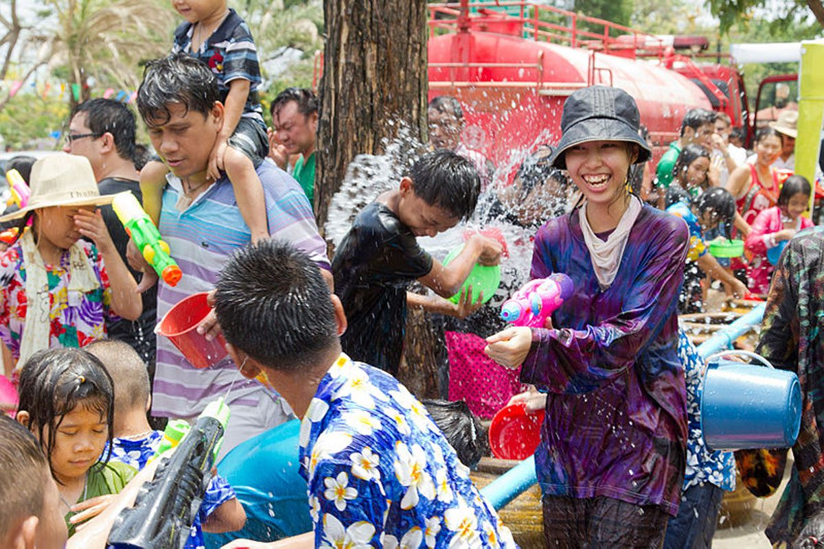 Songkran Survival Guide for Scrooges