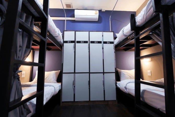 D-Well Dorm rooms