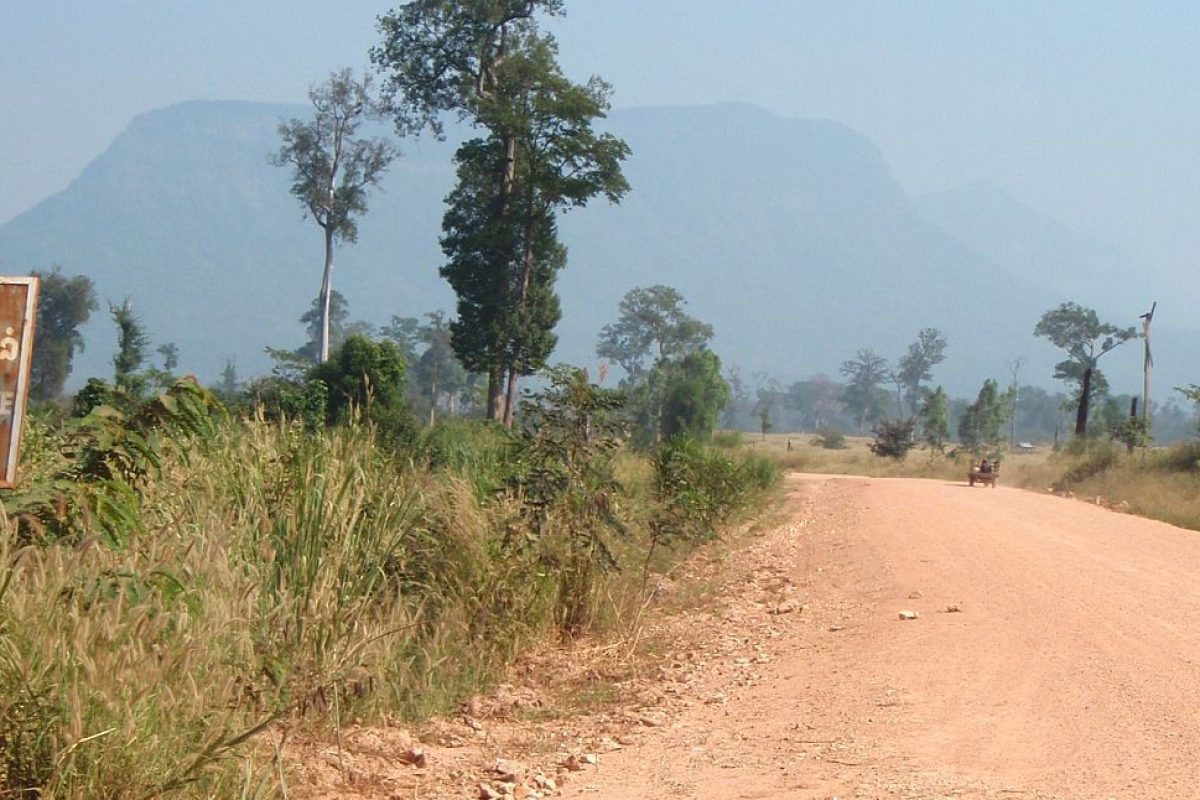 Off the Beaten Track on Tha Kaek Loop: Motorbike Adventures, Central Laos