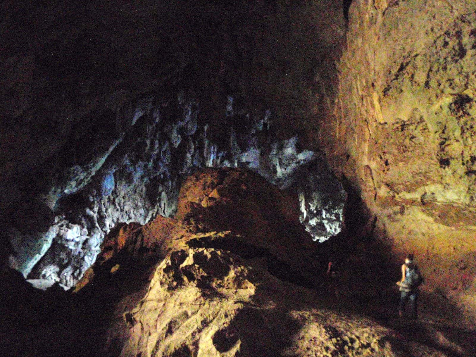 Khong Lor Cave, Thakhek, Laos.