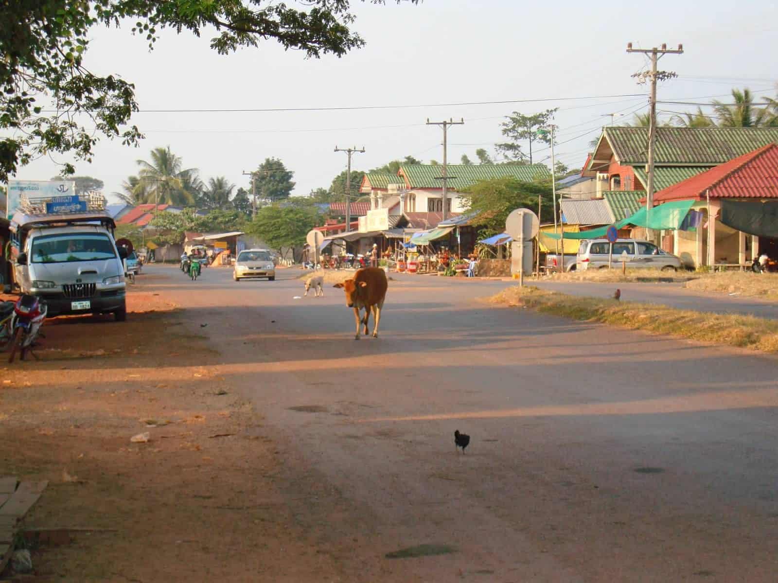 Thakhek, Laos