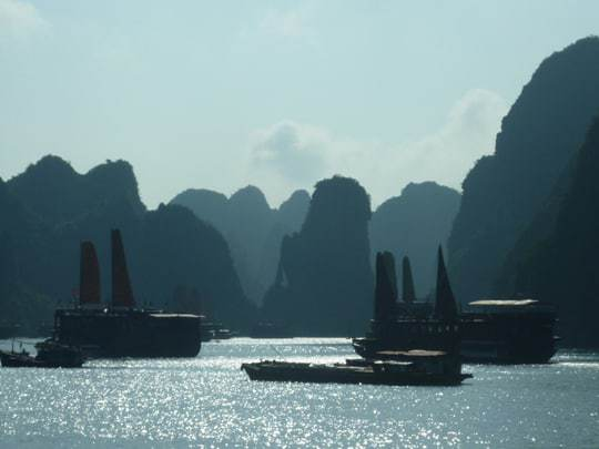 The Magestic Halong Bay
