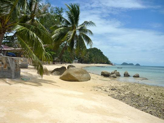Koh Phangan Thailand Tourist Hotspots