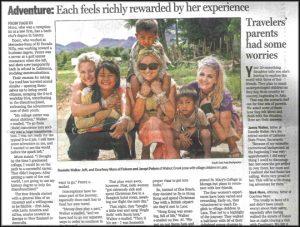 Sacramento Bee Article Page 3