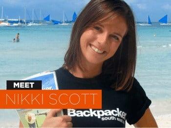 Nikki Scott Cover Photo for Smacking Fish