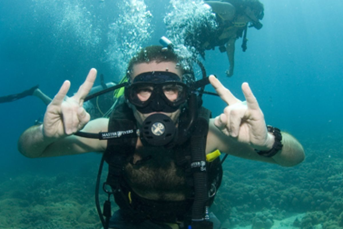 Learn to Dive in Thailand: Taking the First Plunge