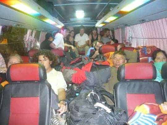 The Epic Bus Ride to Vietnam