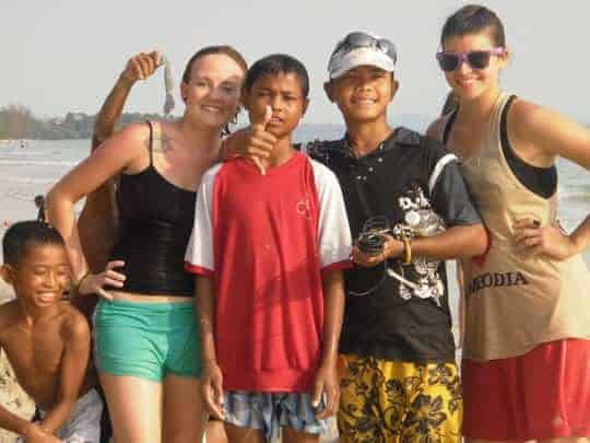 Adapting to life as a backpacker in Southeast Asia