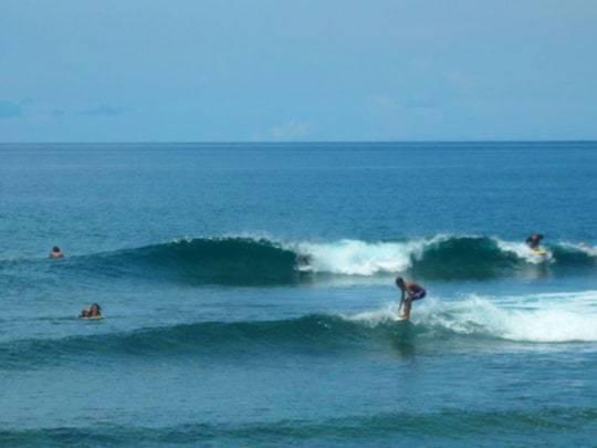 Surfing Philippines San Juan La Union