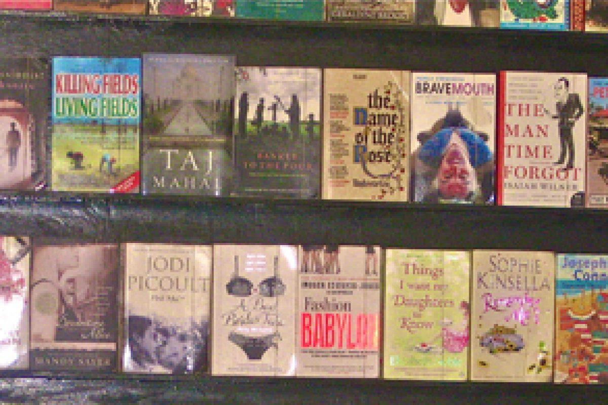 10 Most Popular Backpacker Books in South East Asia