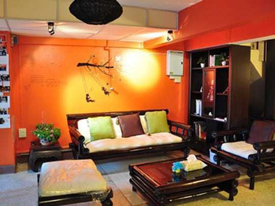 The Huen Panicha guesthouse in Chiang Mai