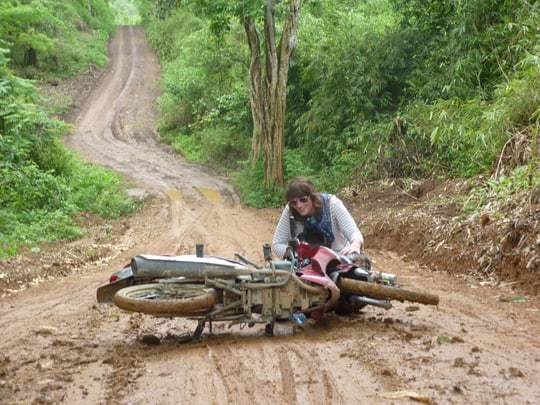 Adventures in Wiang Haeng from Chiang Dao, Thailand