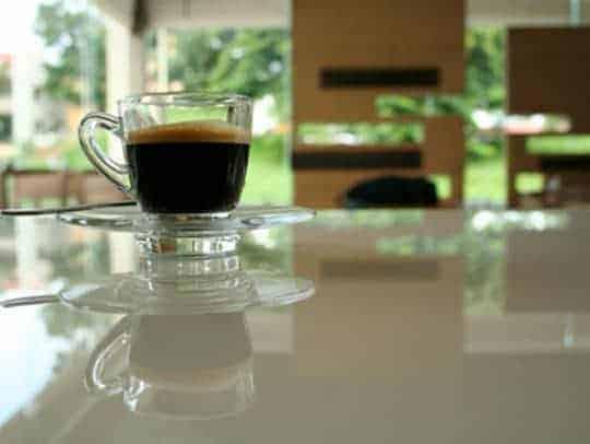 Coffee at Joma