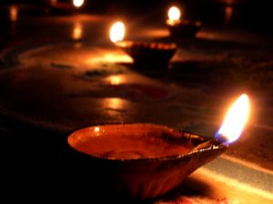 Deepavali - Festivals in Southeast Asia in October