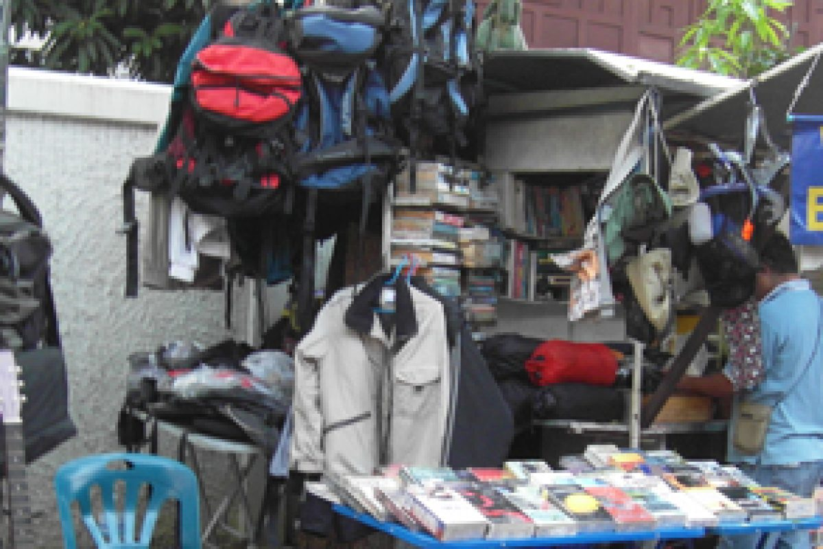 Don't Go Backpacking Without It: Your DIY Repair Kit