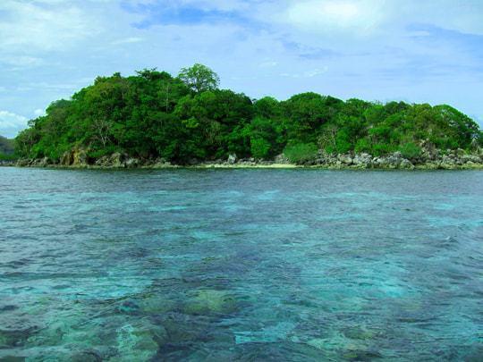 Philippines random island