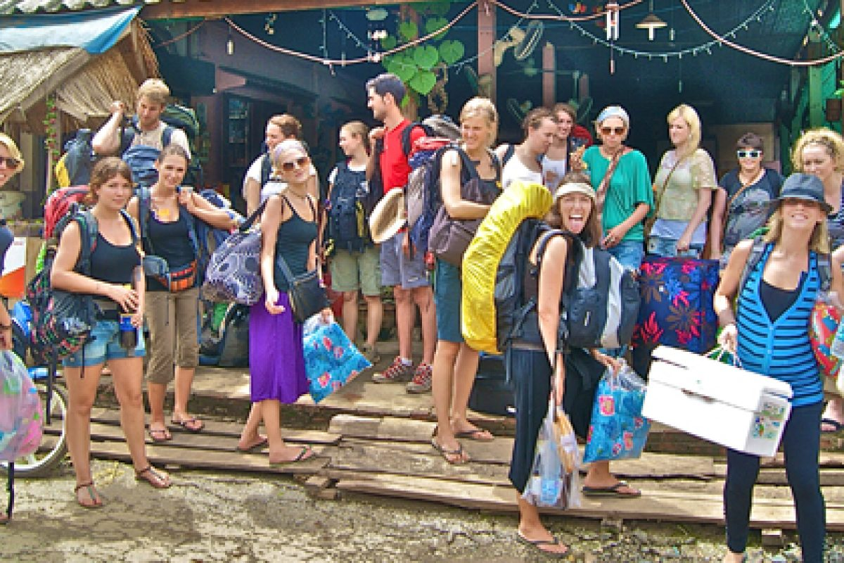 From Ancient Explorers to Hippies & the Full Moon Party: A Short History of Backpacking!