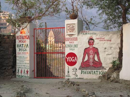 Rishikesh India A spiritual hub on the hippie trail