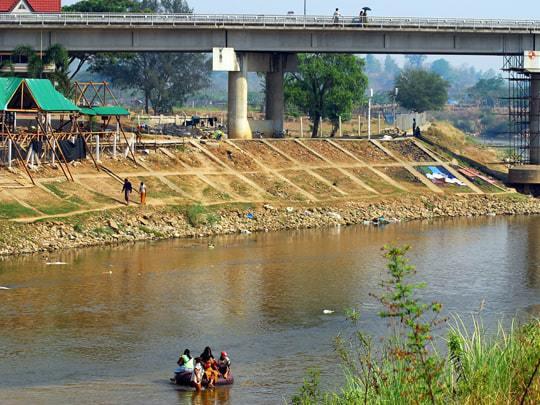 Mae Sot Friendship Bridge
