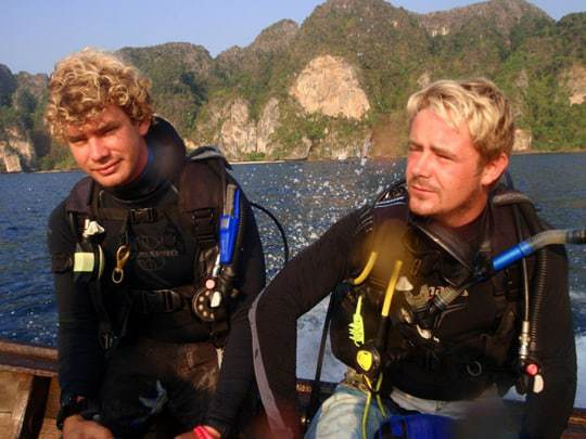 Dive Instructor in South East Asia