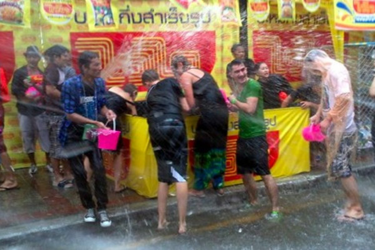 Event of the Month: Songkran, New Year in Thailand