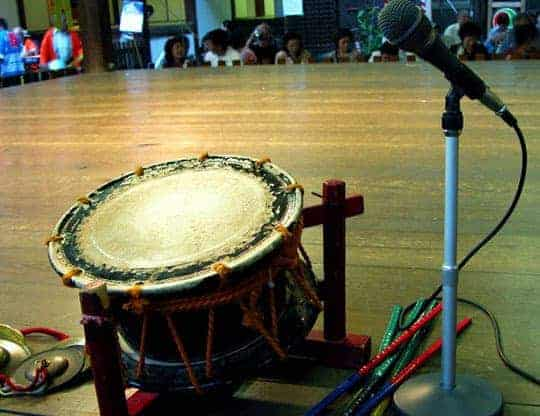 bali arts festival drum