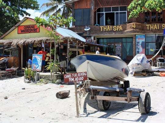 Cenang Beach Langkawi