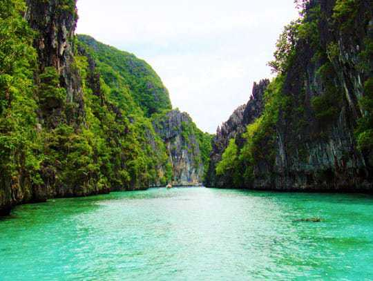 Places To Visit on Palawan Island