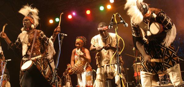 Rainforest World Music Festival - Festivals in South East Asia