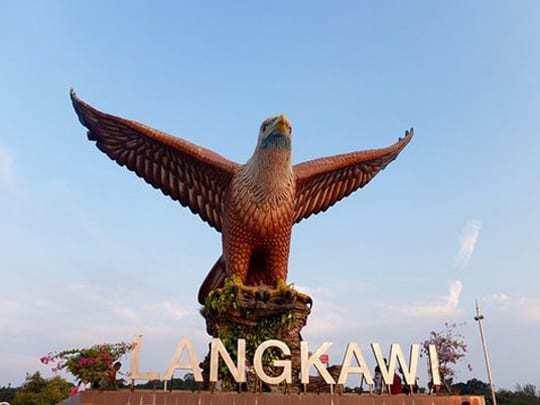 Symbol of Langkawi