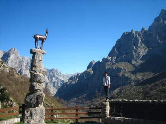 Kimmana in mountains