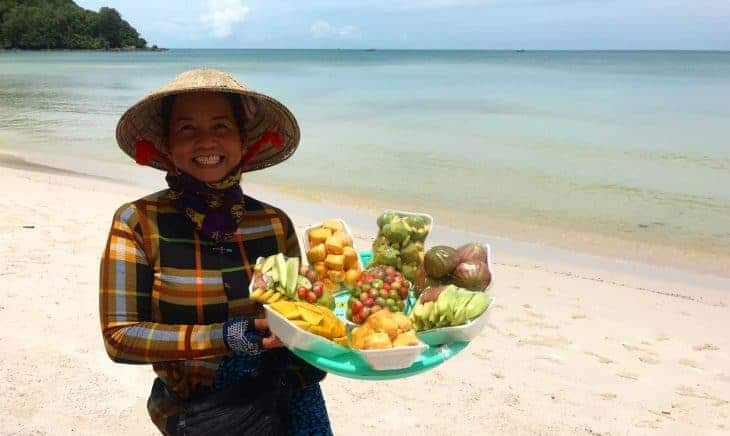 The Best Asian Fruits to Try whilst Backpacking!