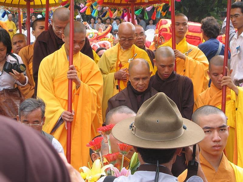 Thich Nhat Hanh, Buddhist Monk
