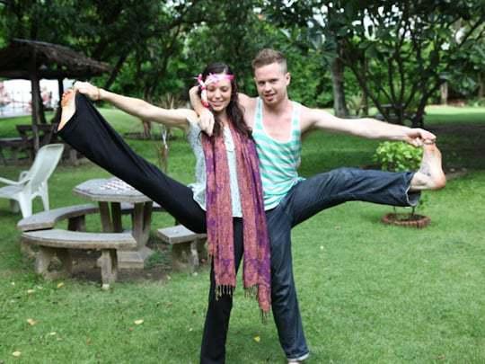 2. wlya yoga