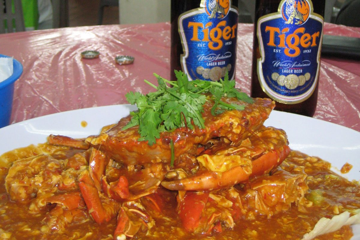 The Backpacker Beer and Curry Guide to South East Asia