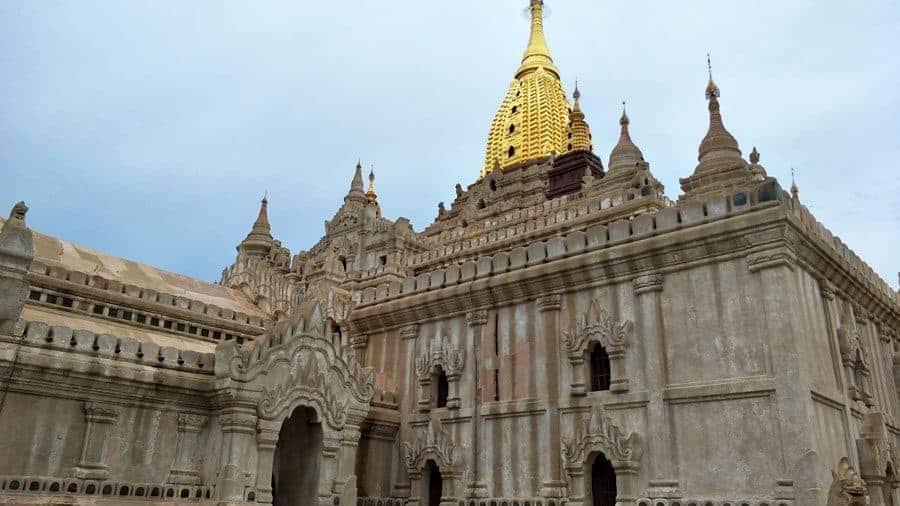 Ananda Temple, Bagan.