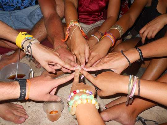 Friendship Bracelets in South East Asia