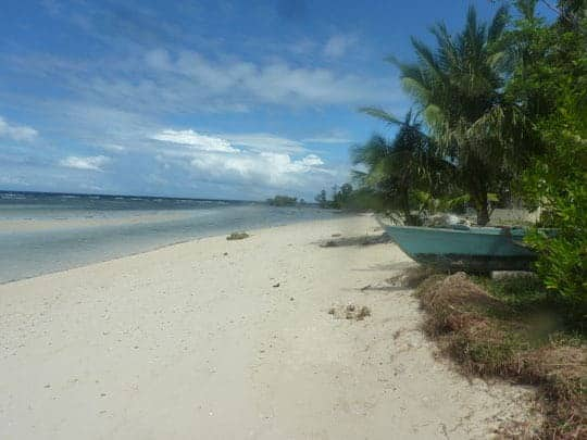 Beautiful Philippines Beaches in Siquior, The Visayas
