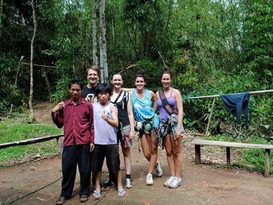Gibbon Experience 5