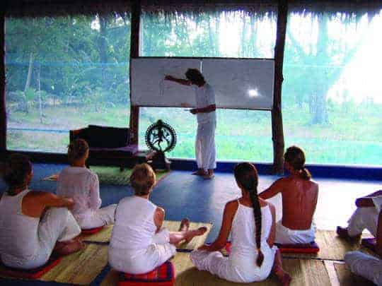 Lectures at Agama Yoga Koh Phangan