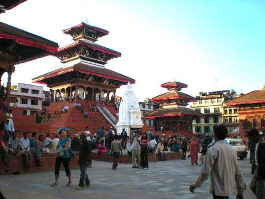 Durbar Square Nepal