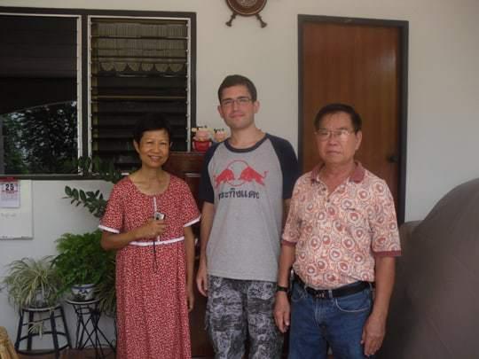 Michael Art of Backpackingin Bangkok Wimdu Apartment