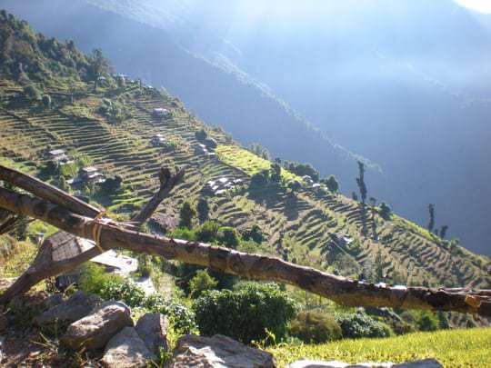 Nepal heaven